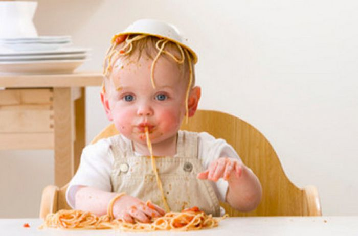 Список продуктов, которые опасно давать деткам