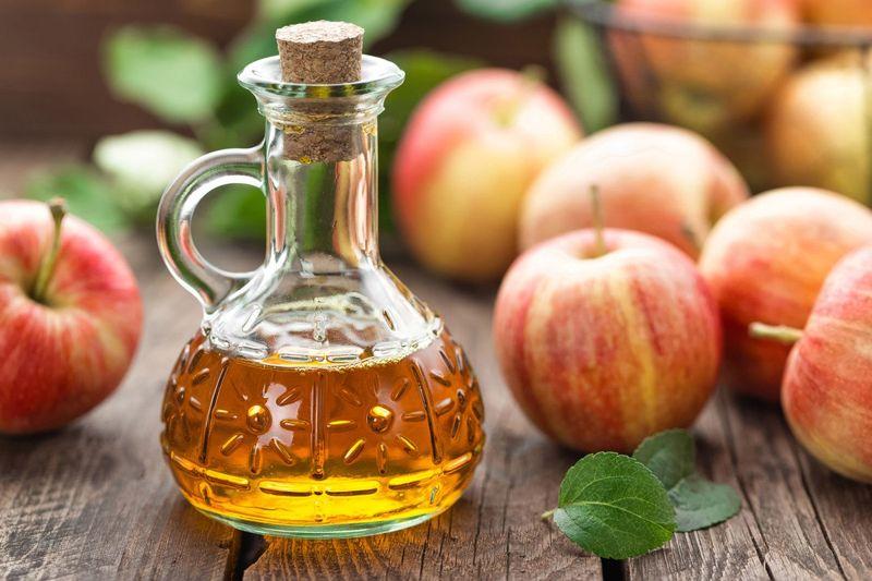 Какая польза от яблочного уксуса