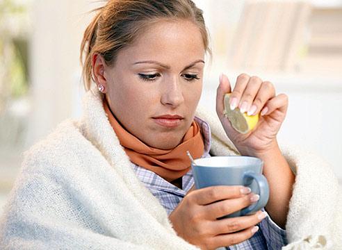 Как вылечить осенью простуду без медикаментов