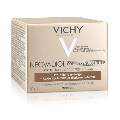VICHY NEOVADIOL крем-уход д/лица д/сух. кожи антивозрастн. компенс. по 50 мл в бан.