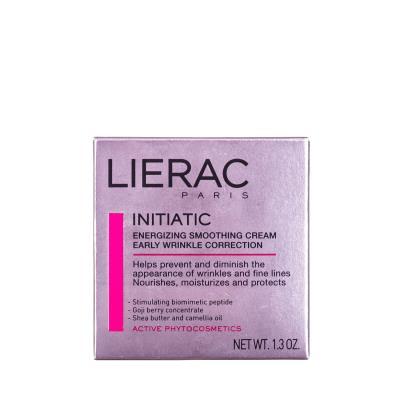 LIERAC INITIATIC крем д/лица п/морщин первых по 40 мл в бан.