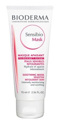 BIODERMA SENSIBIO маска д/лица увлажняющая д/чувств. кожи по 75 мл в тубах