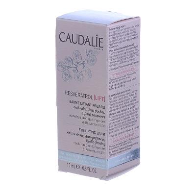 CAUDALIE RESVERATROL LIFT бальзам-лифтинг д/глаз по 15 мл в тюб.