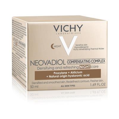 VICHY NEOVADIOL крем-уход д/лица для всех типов антивозраст. компл. ночн. по 50 мл в бан.