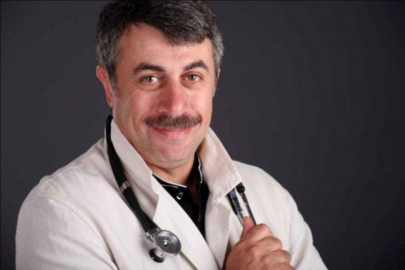 Как распознать пневмонию у детей, совет от доктора Комаровского