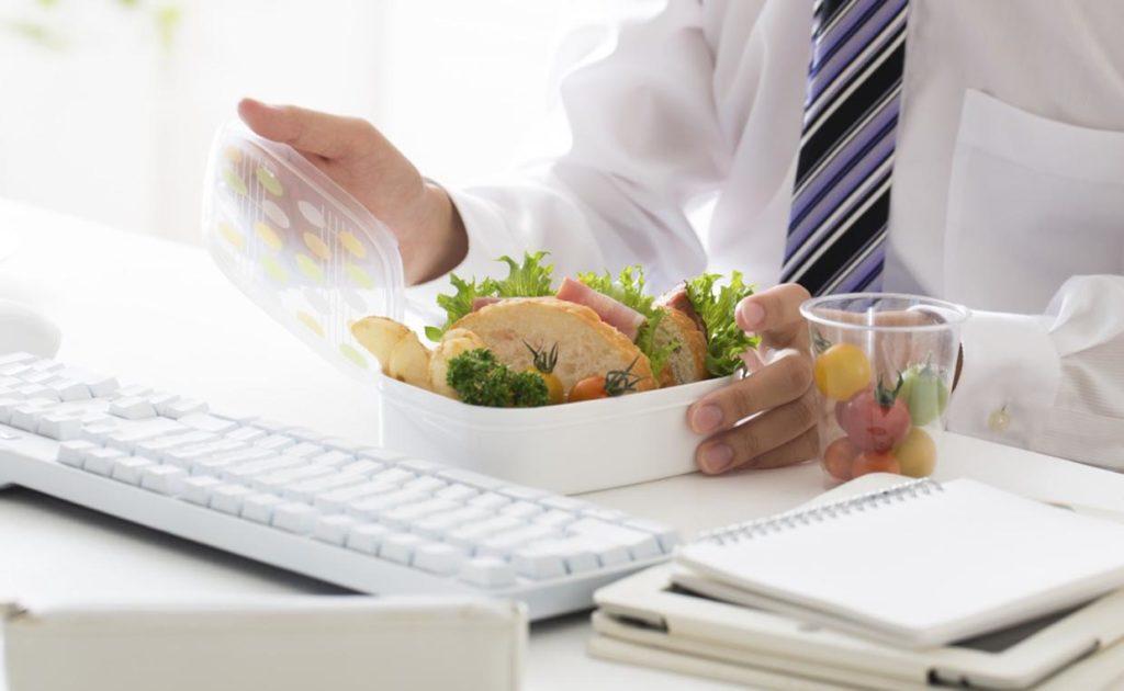 Какие ключевые правила питания для офисных работников