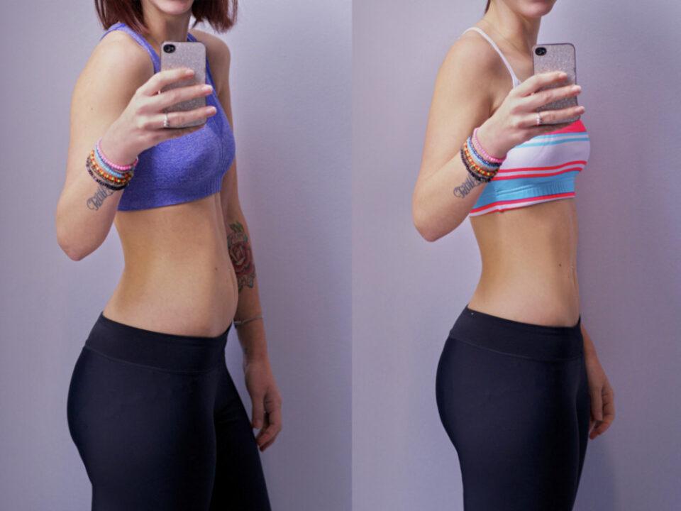 С помощью этой диеты вы сможете обрести плоский живот за считанные дни
