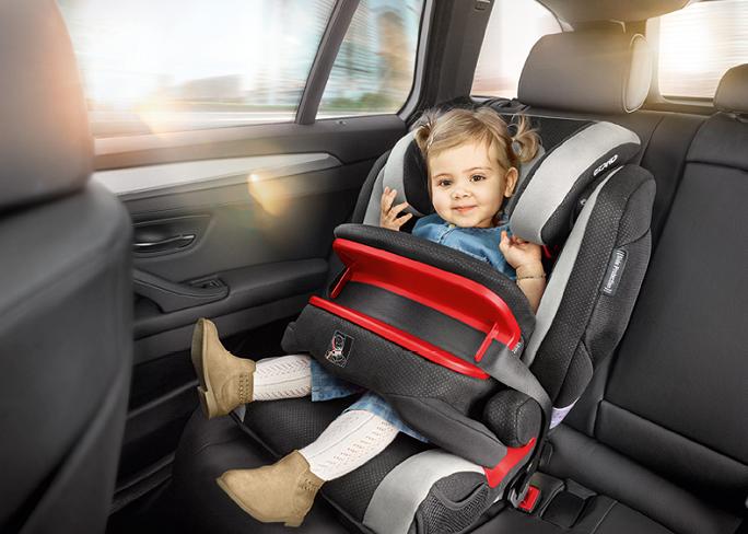 Спать в автокресле смертельно опасно для детей