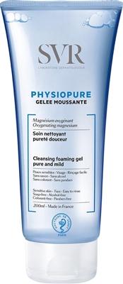 Гель для лица SVR Physiopure, очищающий, для всех типов кожи, 200 мл