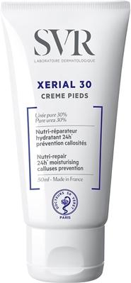 Крем для ног SVR Xerial 30, кераторегулирующий, для сухой и чувствительной кожи, 50 мл
