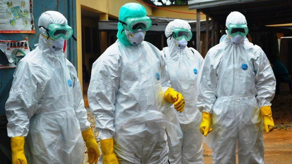 Китайские ученные впервые сумели сфотографировать смертельный вирус (ФОТО)