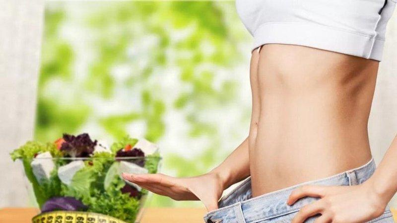 ТОП-5 продуктов, которые убирают жир с живота