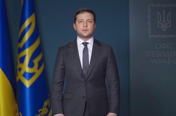 Вспышка коронавируса: Зеленский срочно обратился к украинцам