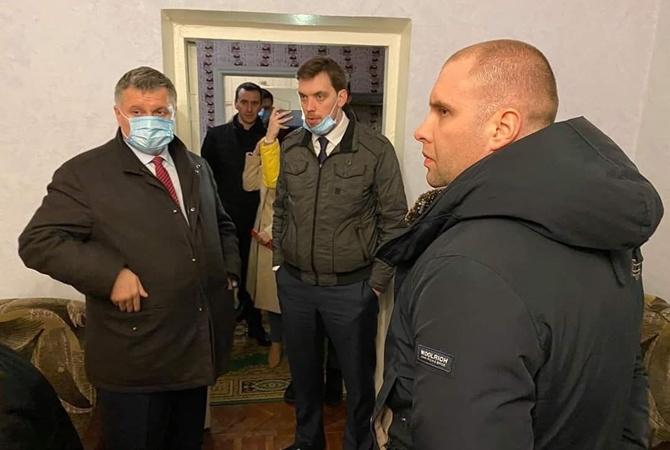 Гончарук рассказал все подробности о сегодняшней эвакуации украинцев из Китая