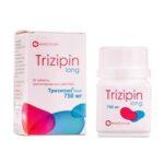 Тризипин лонг таблетки прол./д. по 750 мг №28 в бан.