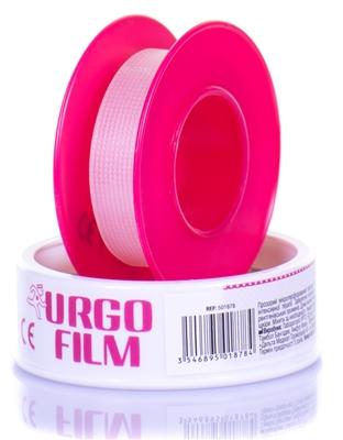Пластырь медицинский Urgofilm на полимерной основе прозрачный 5 м х 1,25 см, 1 штука