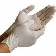 Перчатки смотровые MP MedPlast латексные без пудры нестерильные, размер S, пара