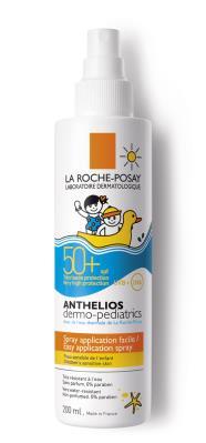 Спрей солнцезащитный La Roche-Posay Anthelios Dermo-Pediatrics для чувствительной кожи детей, SPF50+, 200мл
