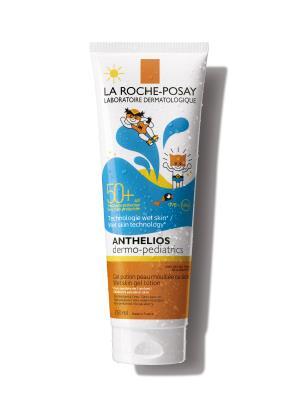 Молочко солнцезащитное La Roche-Posay Anthelios Dermo-Pediatrics для чувствительной кожи младенцев, SPF50+, 250мл