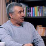 Комаровский рассказал, когда в Украине закончится карантин