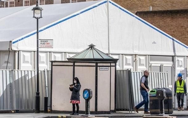 В Британии появились мобильные морги для жертв COVID-2019