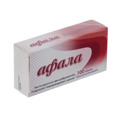 Афала таблетки №100 (20х5)