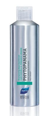 Шампунь Phyto Phytopanama для частого использования, для кожи, склонной к жирности, 200 мл