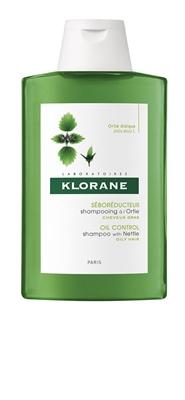 Шампунь Klorane Крапива, для жирных волос, 200 мл