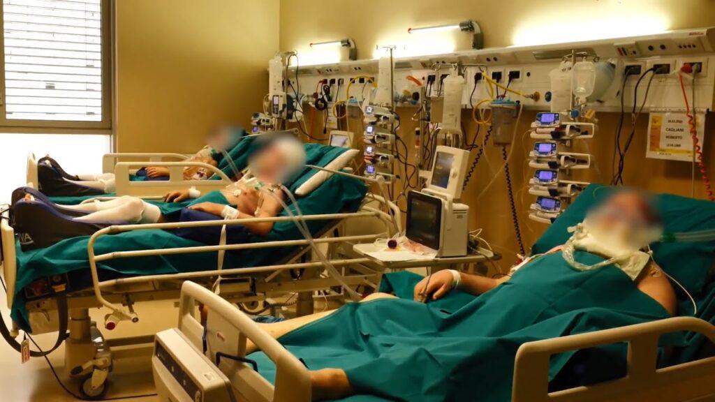 В Италии уже больше 11,5 тис жертв коронавируса