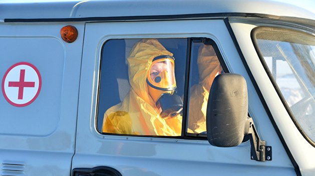 Количество случаев коронавирусной болезни в Украине перевалило за 900