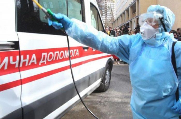 В Ивано-Франковске экспресс-тест выявил 70 зараженных коронавирусом пациентов