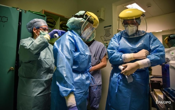 В Италии рекордное количество выздоровевших от коронавируса