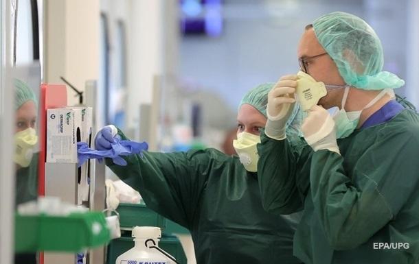 Количество погибших от коронавируса в Британии достигает 14 тысяч
