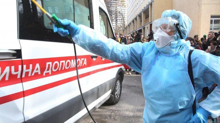Стало известно, когда наступит пик эпидемии коронавируса в Украине