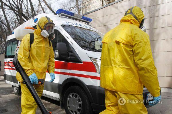 В роддоме на Ивано-Франковщине заболели 14 медиков заболели на коронавирус