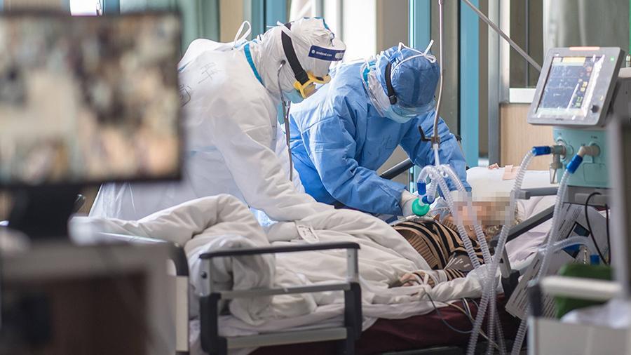 Коронавирусом заразились медики в Луцке