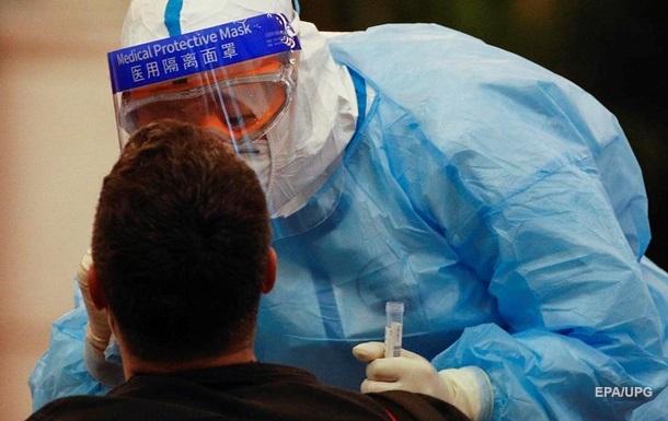 В китайском мегаполисе усилили карантин для сдерживания COVID-19
