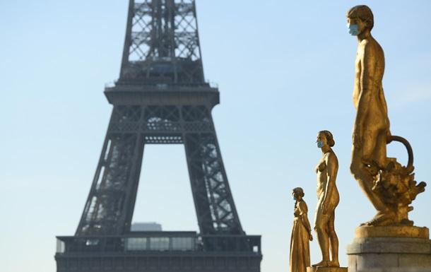Накануне пандемии коронавиурса, Франция сожгла 1,7 млрд масок