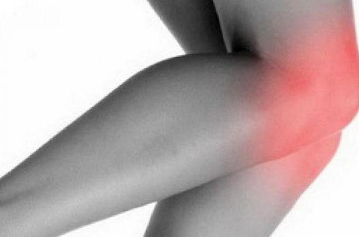 Яйцо поможет быстро избавиться от боли и снять отек колена