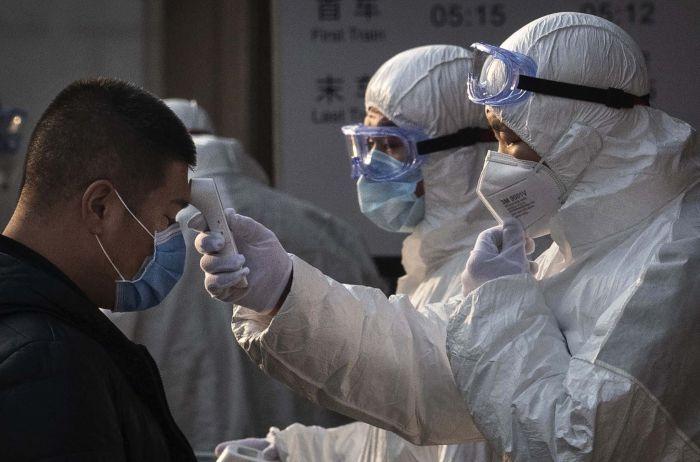 Коронавирус опять атакует Китай: все зараженные вернулись из-за границы