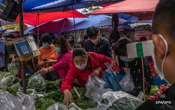 В Пекине на оптовом рынке был обнаружен коронавирус