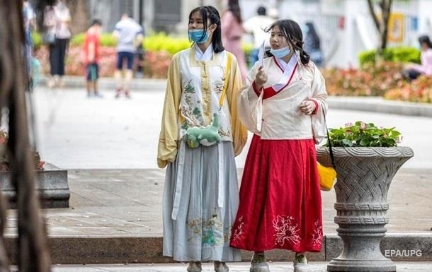 57 новых случаев коронавируса выявили в Китае