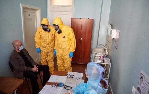 В Украине снизился прирост новых больных COVID-19