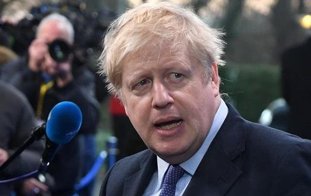 """Премьер Великобритании Джонсон назвал пандемию """"катастрофой"""" для его страны"""