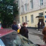 В Луцке образовалась очередь на тест на COVID-19