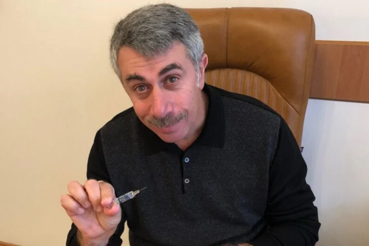 Доктор Комаровский рассказал, как чаще всего передается коронавирус и когда будет вакцина (ВИДЕО)