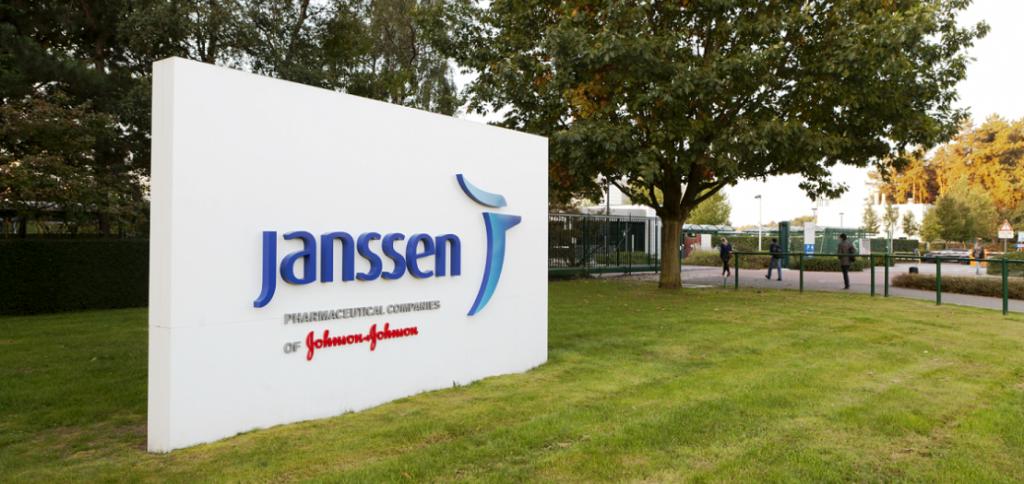 """Компания """"Янссен"""" поддержит борьбу с коронавирусом в Украине"""