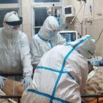 Впервые со 2 мая прирост новых случаев заболевания COVID-19 к активно болеющим в Украине превысил 5%