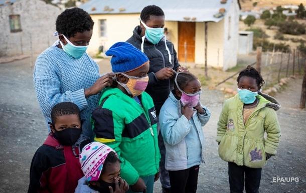 Количество зараженных COVID-19 в Африке уже более 400 тысяч