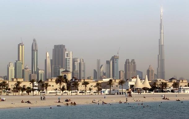Дубай начинает впускать иностранных туристов